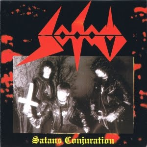 Sodom – Satan's Conjuration (1984) [Witchhammer (Demo) + Live in